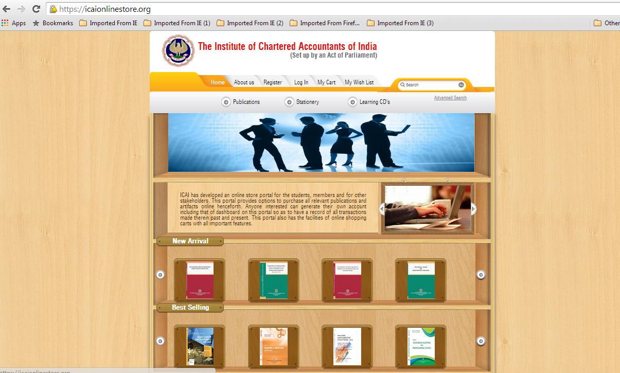 # Download CA Final(New) Study Material in E-Book PDF ...