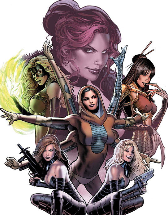 Spiral (Marvel Comics) Character Review - 1