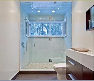 Ba os modernos casas decoraci n de interiores for Decoracion de interiores de banos modernos