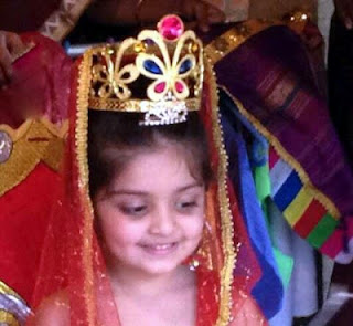 Ajith daughter Anoushka