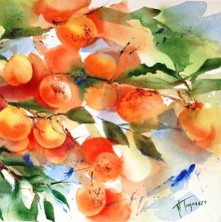 Итальянская художница. Nadia Tognazzo