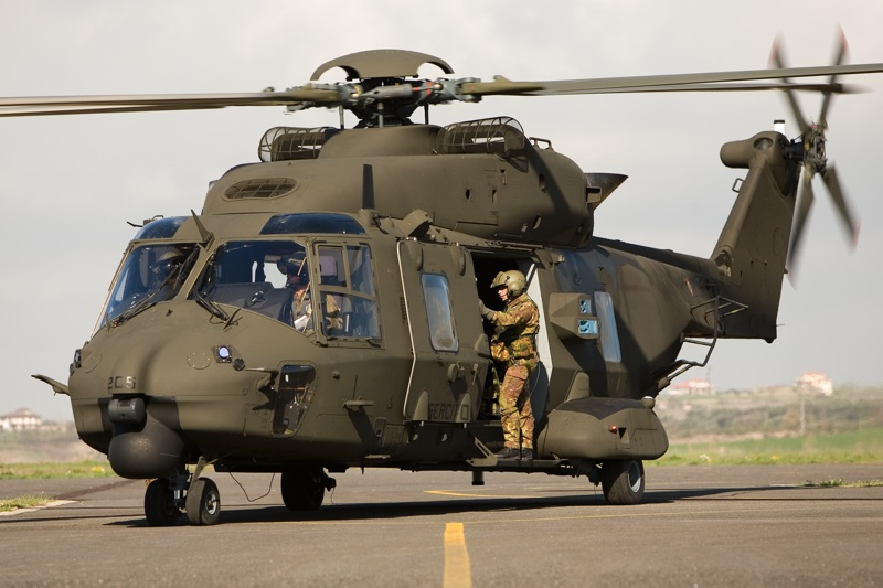 NH90 Multi-role Military Helicopter