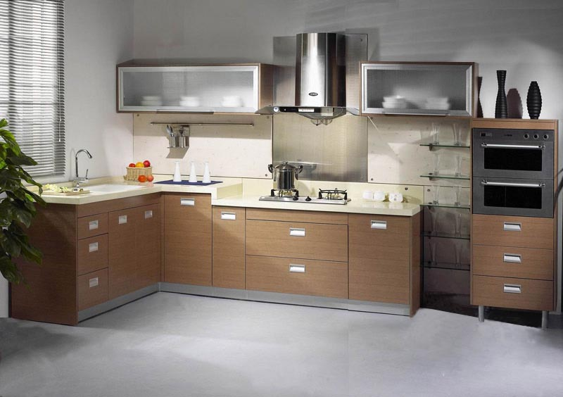 pure white laminate kitchen cupboards stainless steel commercial