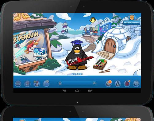 Club Penguin App llegará para Android en Diciembre