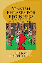 Spanish Phrases For Beginners - Book on Amazon