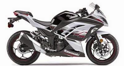 Gambar Motor Ninja 300 Fi