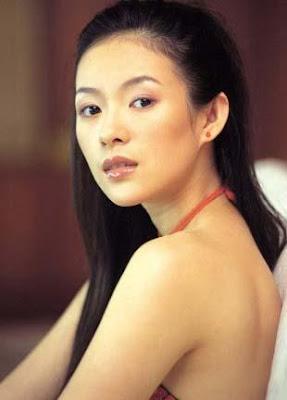 Zhang Ziyi celebridades del cine