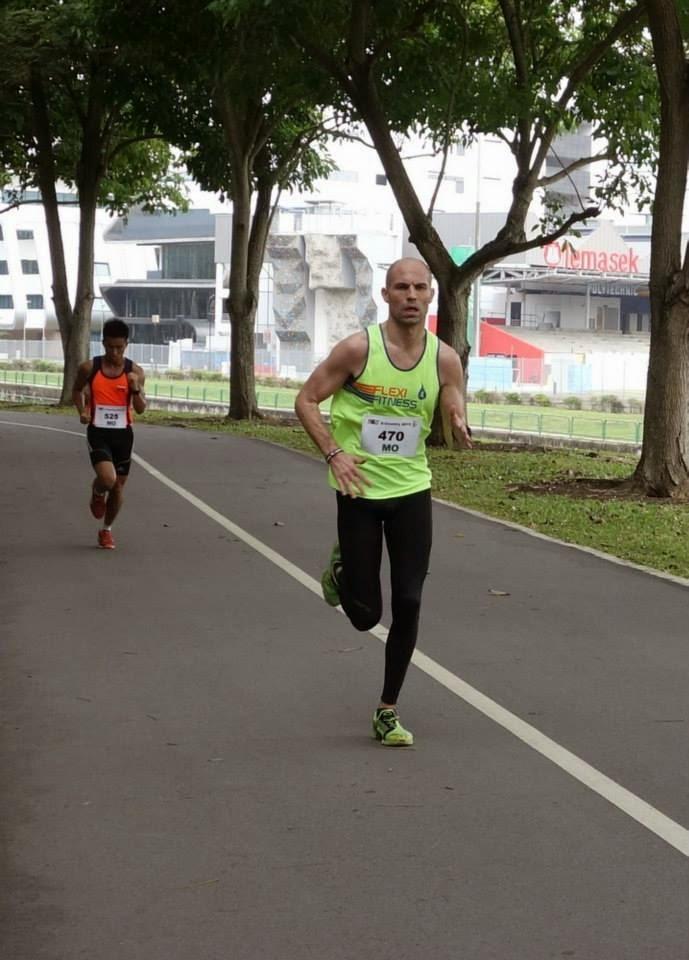 Andreas Wenger Does 2hr 51min 38sec in Tokyo Marathon 2015 (22nd Feb)