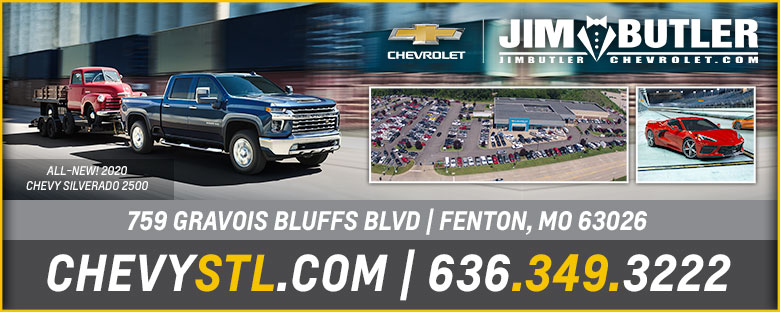 Jim Butler The Chevy Powerhouse in St. Louis