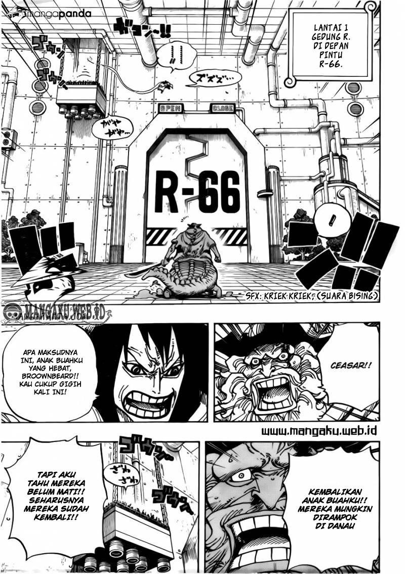 05 One Piece 689   Sebuah Pulau Yang Tak Tampak