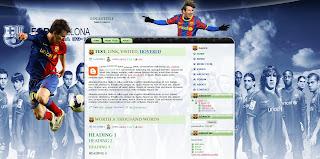 Barcelona template