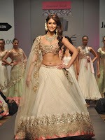 Illeana Glam pics at Lakme Fashion Week-cover-photo