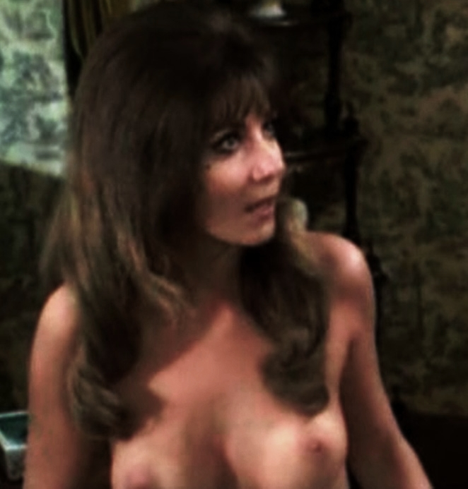 Celebrity Nude Century: Ingrid Pitt Hammer Horror Films