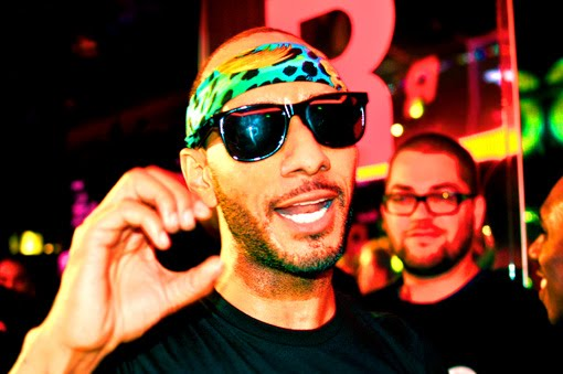 Swizz Beatz VIP Room