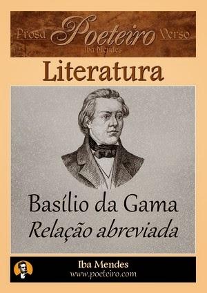 Relação abreviada, de Basílio da Gama