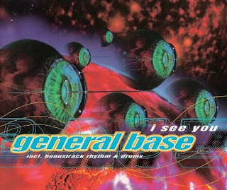 General Base - I See You (Single + Remix) 1995 - FLAC