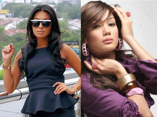 10 Janda Paling Hot Di Malaysia