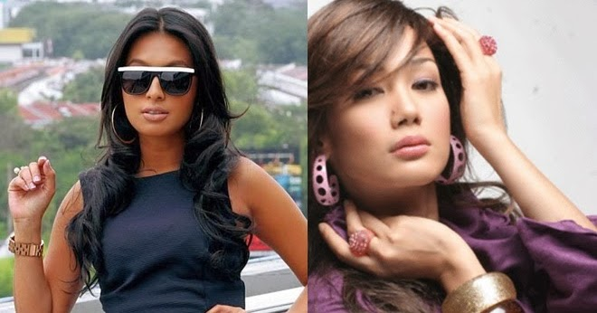 panas gambar artis malaysia paling hot dan seksi tahun