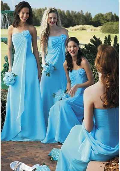 Memorable Wedding: Eight Tips For Choosing a Bridesmaid Dress