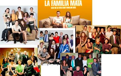 Serie de Antena 3 La familia Mata