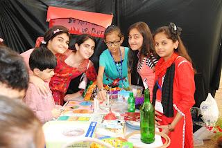 Dawood Public School Spring Carnival Stall