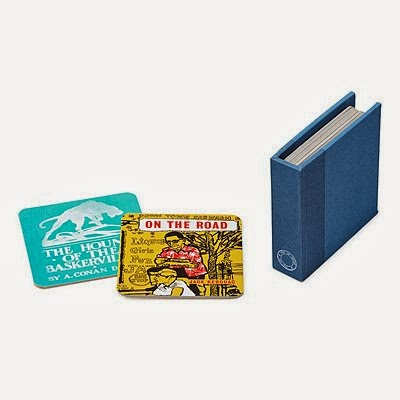 Valentine's Day Gifts for Book Lovers - Literary Coasters