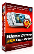 Download Blaze DVD To 3GP Converter For PC