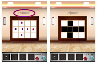 100 doors floors escape all levels walkthrough cheat for 100 floors floor 52