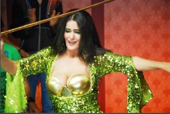 الراقصة سما المصري