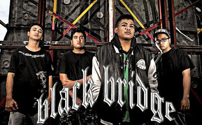 Black Bridge Band Hardcore Denpasar - Bali Foto Personil Logo Wallpaper
