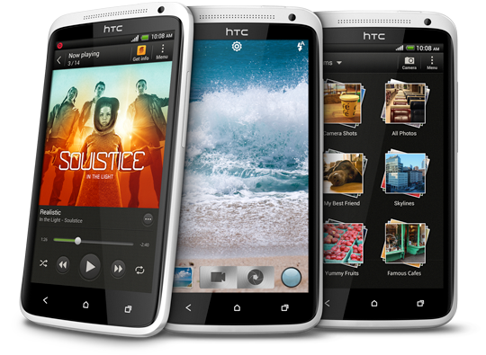 HTC One Smartphone Series