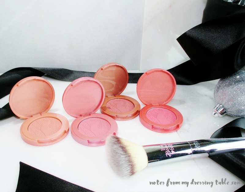 Tarte at First Blush Amazonian Clay Blush Set for Holiday notesfrommydressingtable.com