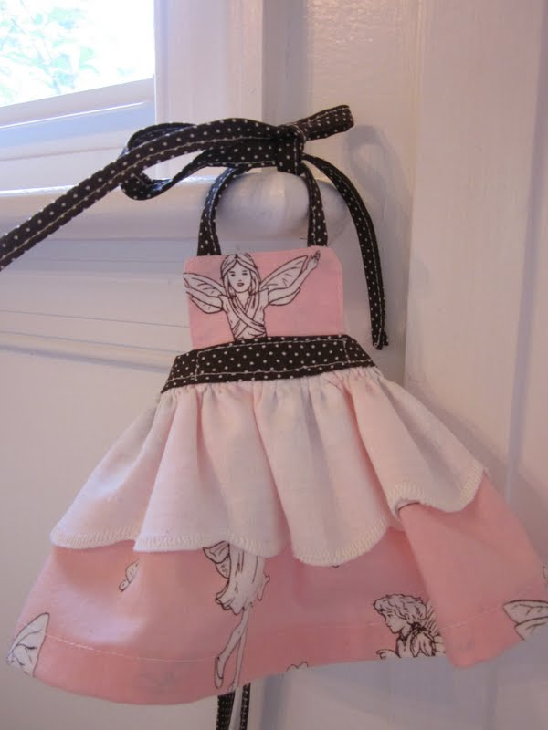 I Made Josephine A Matching Party Dress Ainsley Loved It
