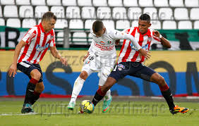 Atlético Junior vs Once Caldas
