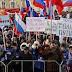 В глазах русских орков расправа над оппозиционером - это признак крутизны