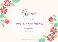 Participación Cumple blog Anuskalandia