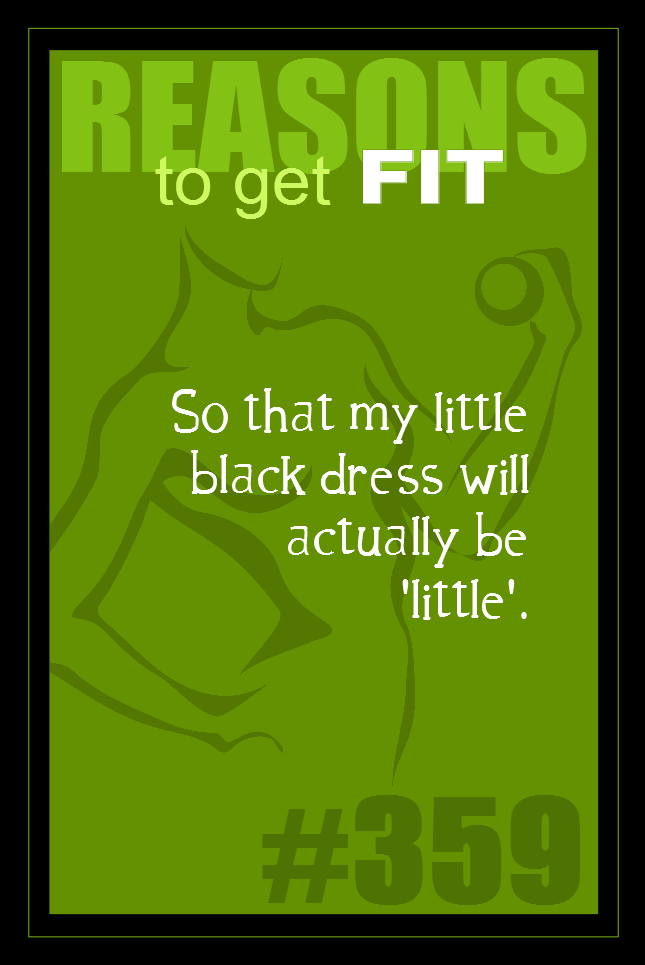 365 Reasons to Get Fit #359