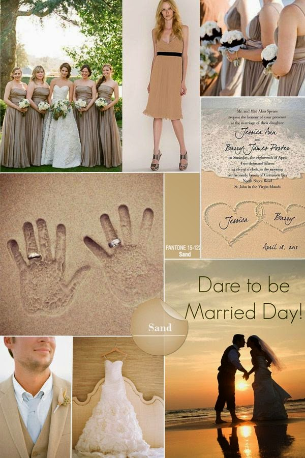 Sand and Coral Wedding Colors - Sonal J. Shah Event Consultants, LLC.
