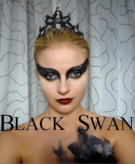 Conseil Beauté Tutoriel Halloween  Black Swan