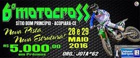 6º Motocross de Acopiara