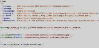 معايير كتابة كود  PHP Code Standards