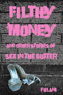 Filthy Money erotic collection cover