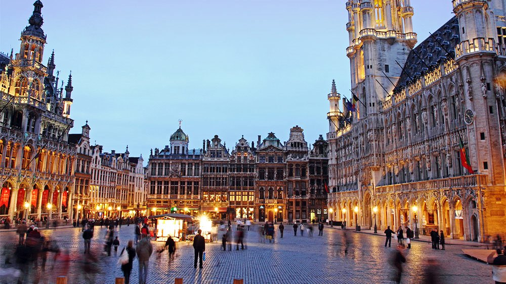 Brussels In Belgium Must See How To