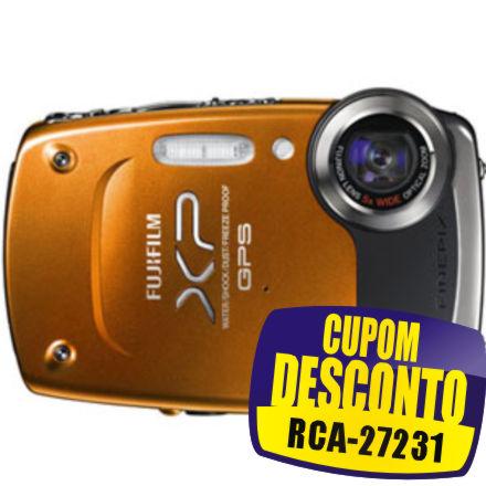 Cupom Efácil - Câmera Digital Fuji FinePix XP30 14 MP