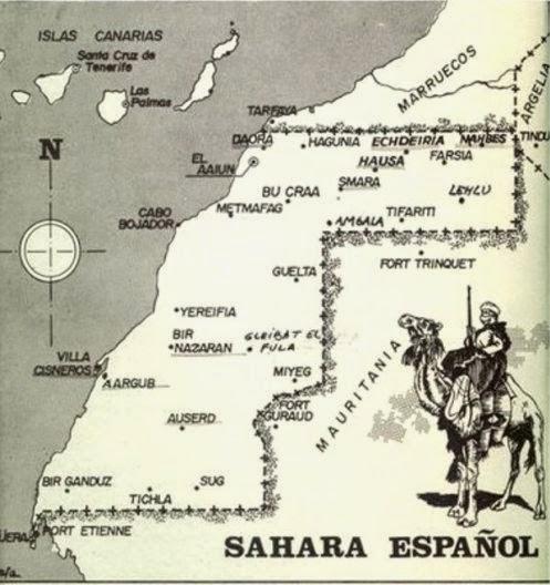 Lo que esconde la escalada marroqui