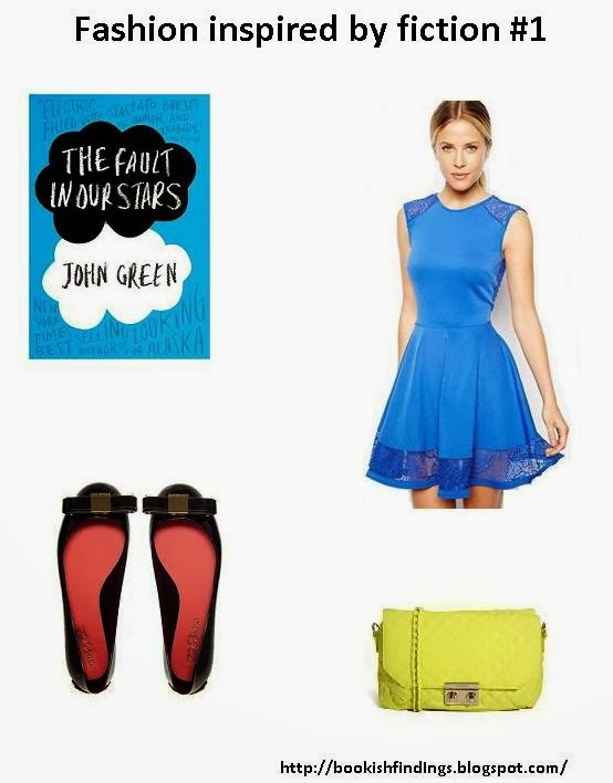 Fashion inspired by fiction - The Fault in Our stars