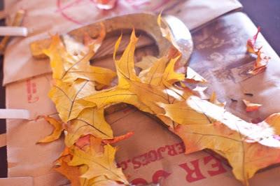 decoracion de otoño
