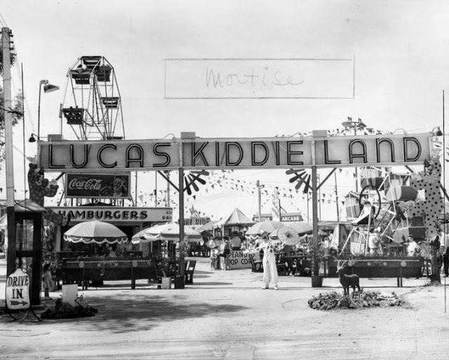 A Midway for Beverly Hills Moppets, 1945