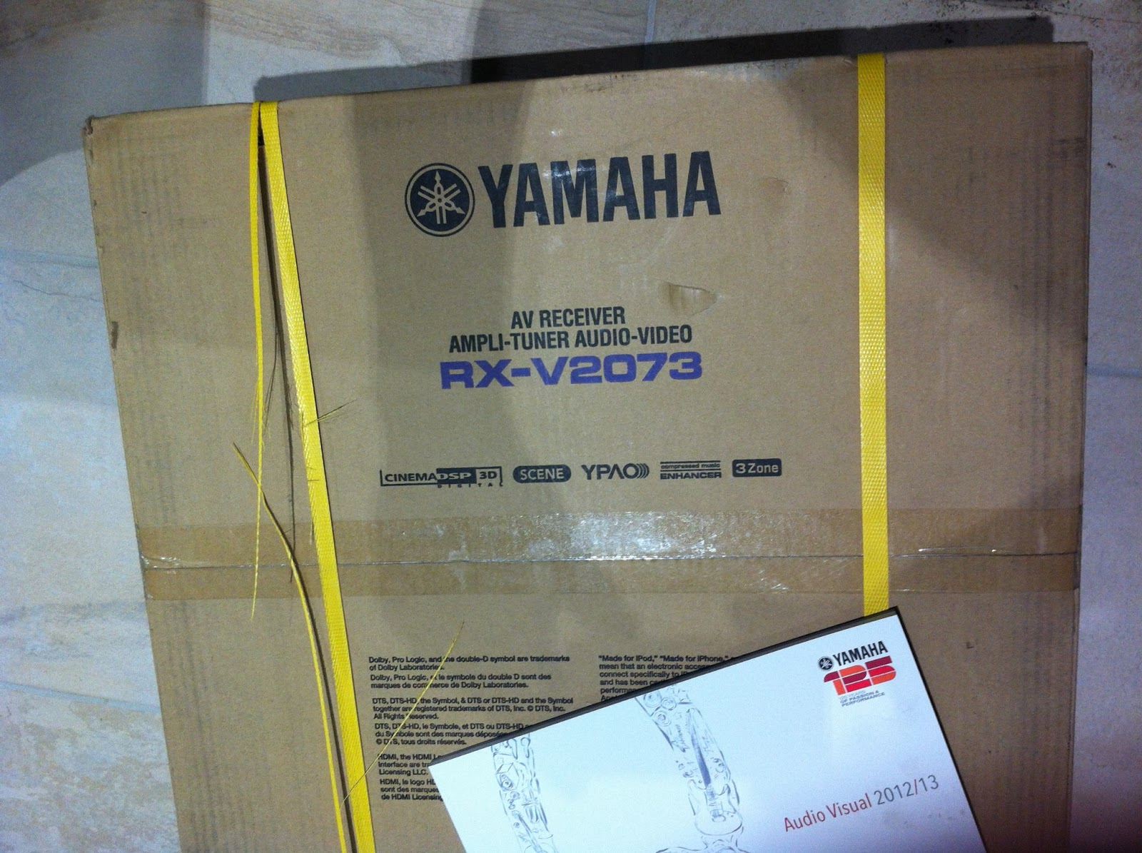 Best Yamaha Reciever For