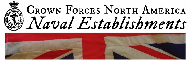 Crown Forces North America: Naval Establishment